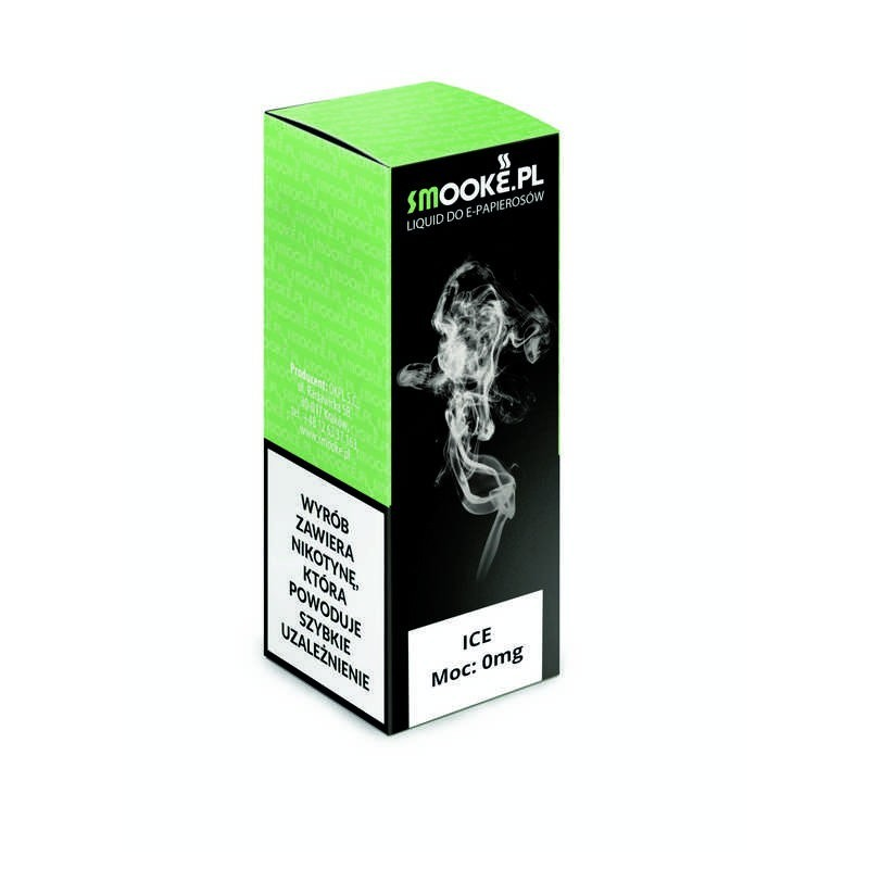 Liquid TPD SMOOKE Ice 10ml