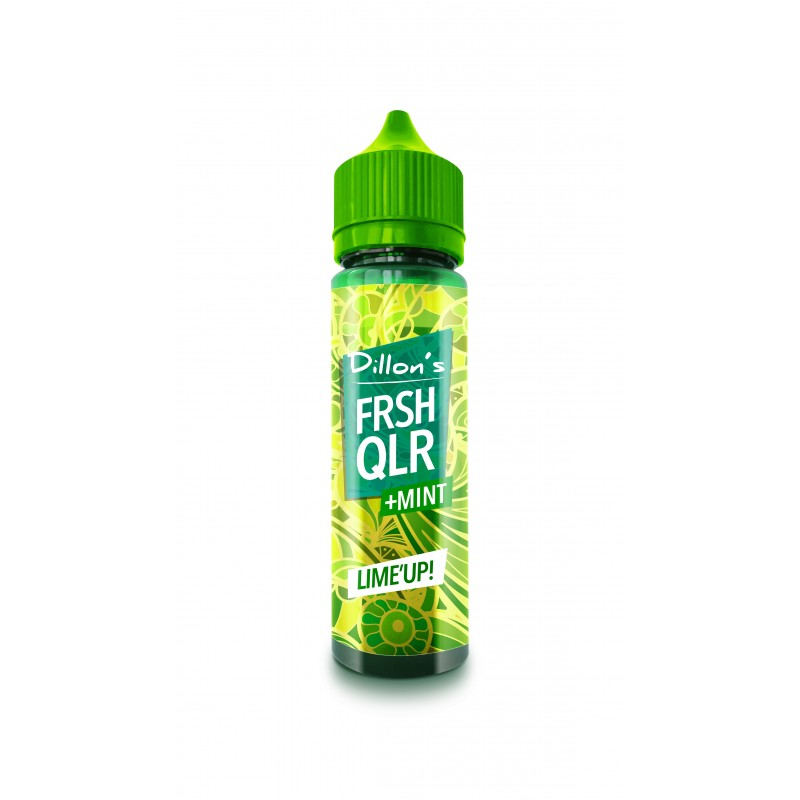 KONCENTRAT 50ML DILLON'S FRESH QLR LIME'UP