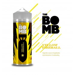 YELLOW FIREBALL - THE BOMB PREMIX 80ml
